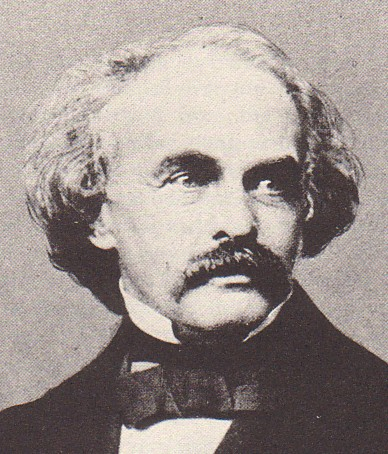 analysis of nathaniel hawthornes the birthmark The birthmark  the birthmark by nathaniel hawthorne is about a man who is a perfectionist and a women whos birthmark he see's as her imperfection, which puts their relationship in a downward slope.